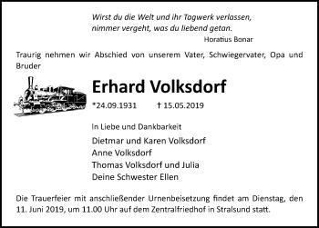 Erhard Volksdorf