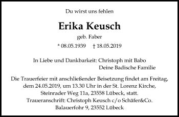 Erika Keusch