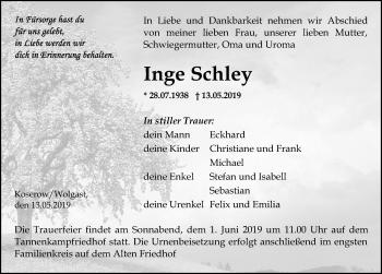 Inge Schley