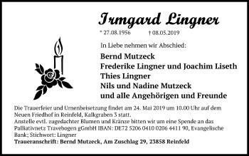 Irmgard Lingner
