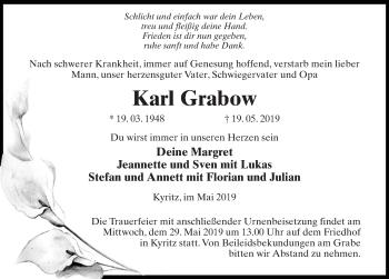 Karl Grabow