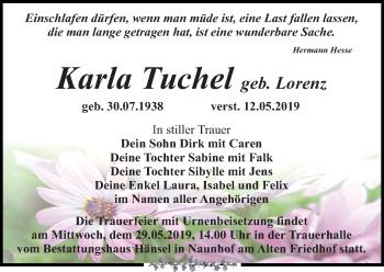 Karla Tuchel