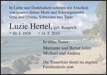 Luzie Hertel