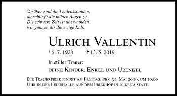 Ulrich Valentin