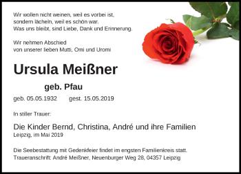 Ursula Meißner