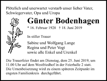 Günter Bodenhagen
