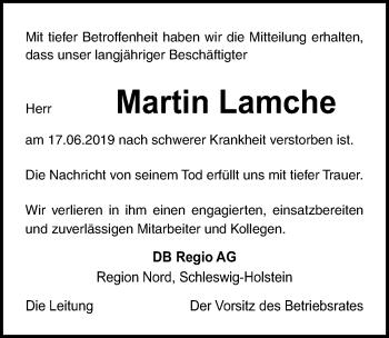 Martin Lamche