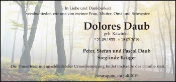 Dolores Daub