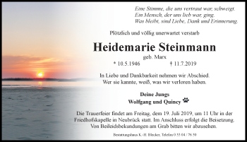 Heidemarie Steinmann