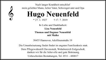 Hugo Neuenfeld