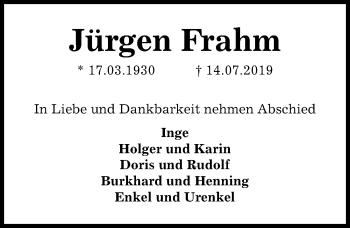 Jürgen Frahm