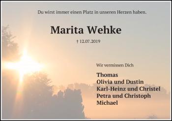 Marita Wehke