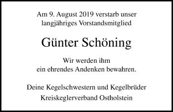 Günter Schöning