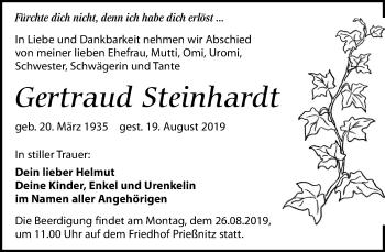Gertraud Steinhardt