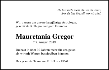 Mauretania Gregor