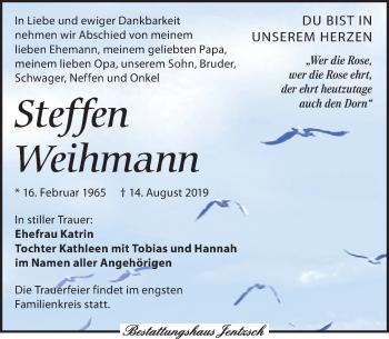Steffen Weihmann
