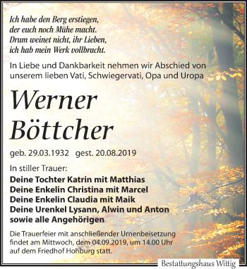 Werner Böttcher