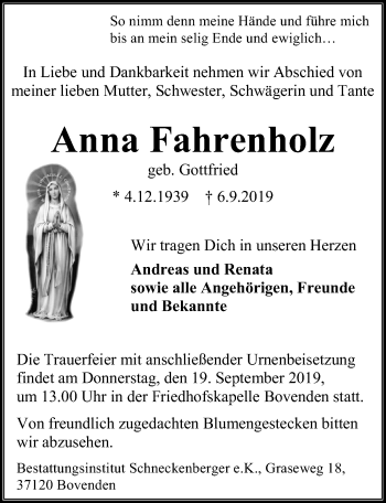 Anna Fahrenholz