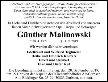 Günther Malinowski