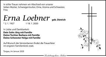 Erna Loebner