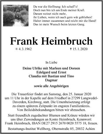 Frank Heimbruch