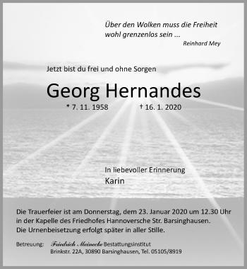 Georg Hernandes