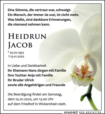 Heidrun Jacob