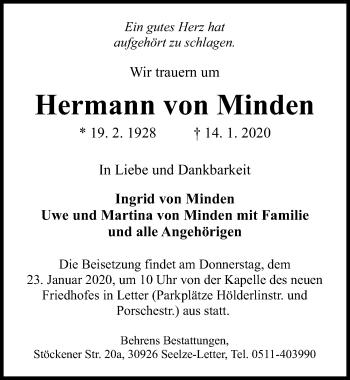 Hermann von Minden