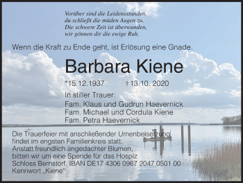 Barbara Kiene