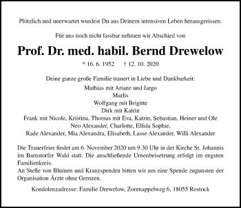 Bernd Drewelow