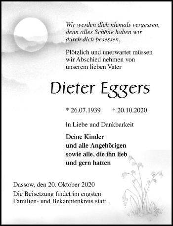 Dieter Eggers