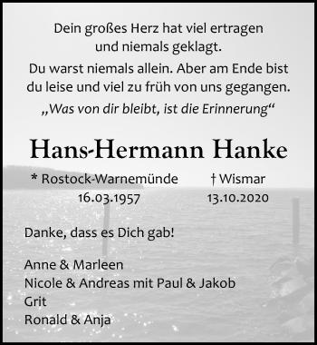Hans-Hermann Hanke