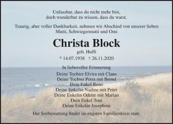 Christa Block