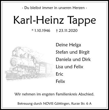 Karl-Heinz Tappe
