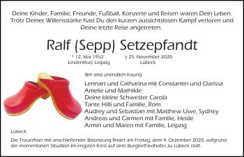 Ralf  Setzepfandt