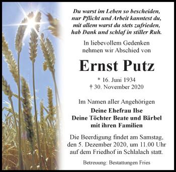 Ernst Putz
