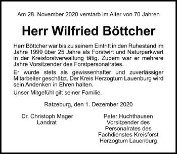 Wilfried Böttcher