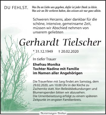 Gerhardt Tielscher