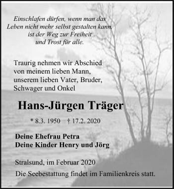 Hans-Jürgen Träger