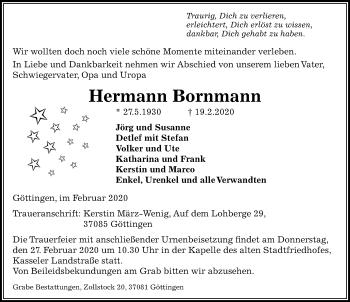Hermann Bornmann