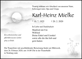 Karl-Heinz Mielke