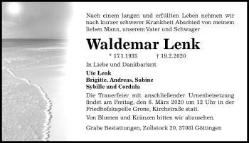 Waldemar Lenk