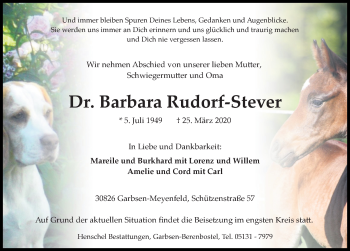 Barbara Rudorf-Steuer