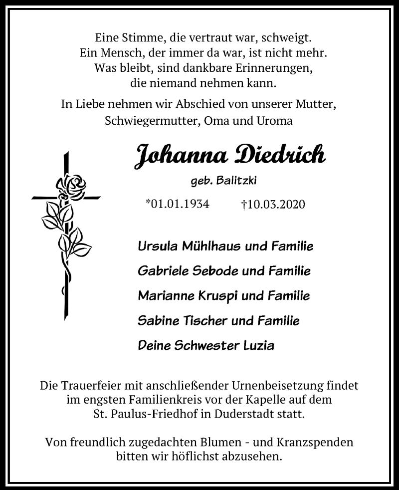 Eichsfelder Tageblatt Anzeigen