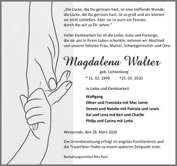 Magdalena Walter