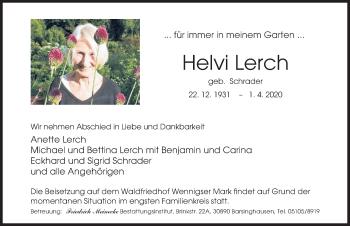 Helvi Lerch