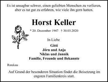 Horst Keller