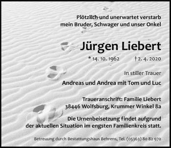 Jürgen Liebert
