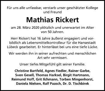 Mathias Rickert
