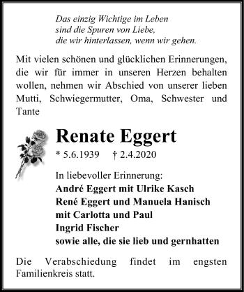 Renate Eggert